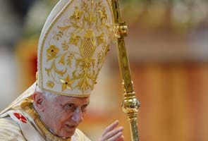 Pope Benedict to resign, first pontiff since Middle Ages to quit