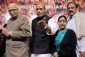 After strategy session with RSS, BJP core group meets today
