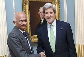 Foreign Secretary Ranjan Mathai meets top defence official, concludes US visit