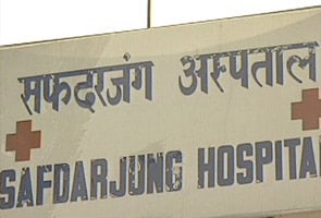Six-year-old with signs of severe sexual assault lies alone in Delhi hospital