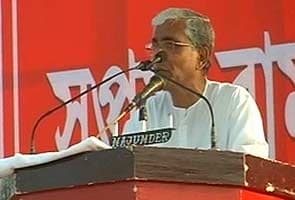 Tripura polls: 'Poribartan' nags state CPM
