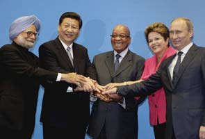 BRICS warns against militarising Syria conflict further
