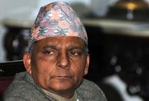 Chief judge Khilraj Regmi sworn in to lead Nepal government