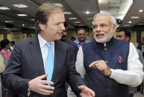 Meeting with Narendra Modi 'logical next step' in ties: British Foreign Minister