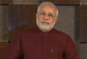 'India first' is my definition of secularism, says Narendra Modi