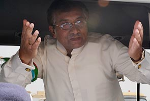 Special security arrangements put in place for Pervez  Musharraf