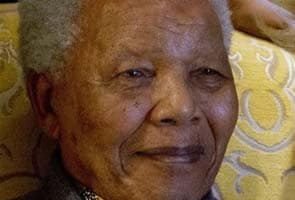 Nelson Mandela hospitalised for medical check-up: presidency