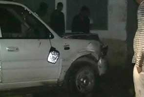 'Drunk' police officers in SUV allegedly kill woman in Noida on Holi