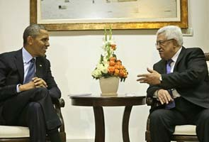Palestinians deserve a sovereign state and an end to occupation by Israel: Barack Obama