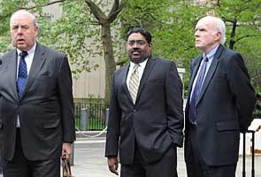 Raj Rajaratnam brother charged with insider trading