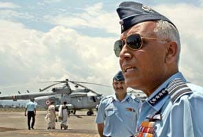 VVIP chopper scam: former Air Force chief SP Tyagi interrogated today