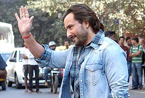 Saif Ali Khan asked to leave VIP lounge at Lucknow airport