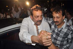 Sanjay Dutt on jail sentence: 'I am heart-broken; God will guide me'