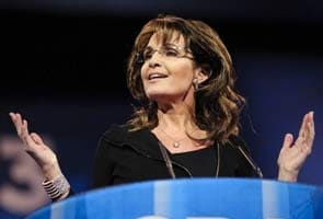 Sarah Palin needles Barack Obama, Republicans in speech