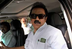 CBI raids Stalin who says it's 'political vendetta'
