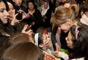 Bashar al-Assad's wife, children make rare Damascus appearance