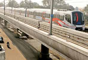 Airport Metro resumes check-in facility at New Delhi station