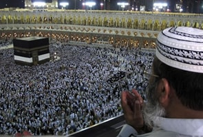1.7 lakh Indian pilgrims for Hajj this year