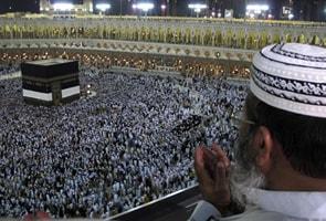 1.7 lakh Indian pilgrims for Hajj this year