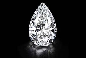 'World's largest flawless diamond up for auction'