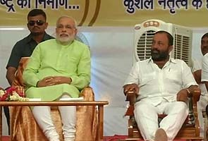 Vitthal Radadiya, the MP who brandished gun at toll booth, joins Narendra Modi's BJP