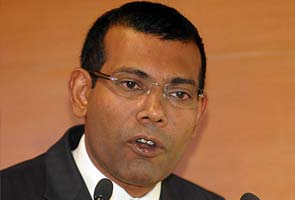 Instability in the Maldives is letting China move in, ex-President Mohamed Nasheed tells NDTV