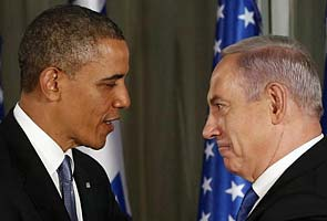 Gaza militants fire at Israel during Barack Obama's visit