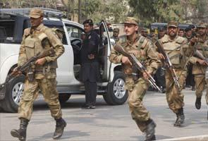 Four killed as militants storm judicial complex in Peshawar