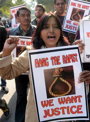 Four rapes reported in Delhi every day this year