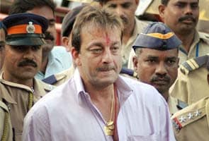 'I am heart-broken...God will guide me,' says Sanjay Dutt on jail sentence