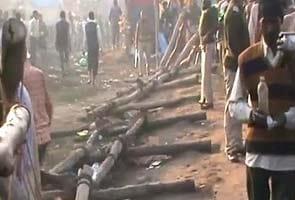Two killed in stampede at a temple in Barabanki in Uttar Pradesh