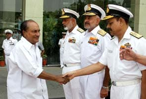 Navy to give full support to wife-swapping charge probe, says Defence Minister