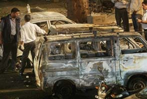 Bangalore blast: cops among 16 injured, 'terrorist activity' says Karnataka Home Minister