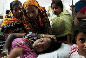 Surviving hell in a Bangladesh factory collapse