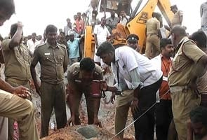 Rescued from borewell, girl dies in hospital