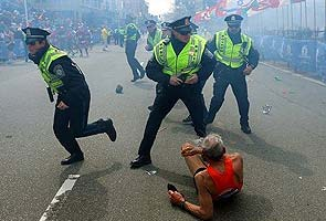 Boston Marathon blasts: The 78-year-old runner who was knocked down by the blasts