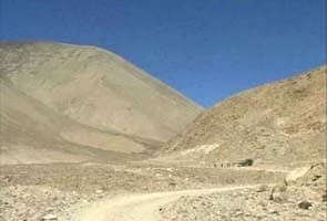 Chinese incursion on Indian territory, enter eastern Ladakh