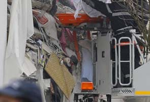 Building collapse in France leaves two dead, nine injured