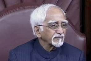 Ahead of Parliament session, Rajya Sabha Chairman warns members against disrupting proceedings