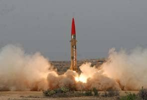 Pakistan tests nuclear-capable Hatf-IV missile