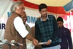 Centre engages Kashmir youth with training and jobs