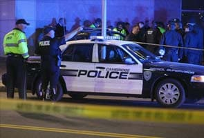 MIT building surrounded after gunfire, police officer shot dead in Boston