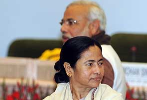 In battle over a Kolkata stadium, BJP sees Mamata Banerjee vs Narendra Modi
