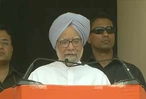 Bad governance, sloppy work, corruption have slowed growth in Karnataka: Manmohan Singh