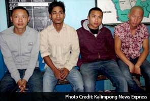 Two monks arrested for allegedly gang-raping teen girl