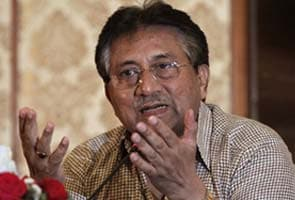 Pervez Musharraf barred from one Pakistani election constituency