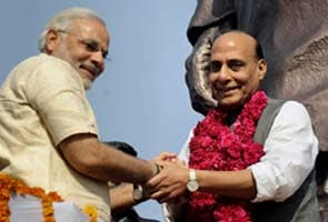 Narendra Modi has never asked for larger role, he is best performer: BJP chief Rajnath Singh