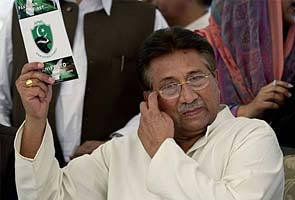 Pervez Musharraf disqualified from upcoming Pakistan election