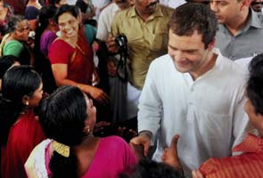 Rahul Gandhi 'impressed' with functioning of Kerala's civic bodies