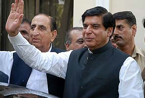 Former Pak premier Raja Pervez Ashraf's nomination papers rejected